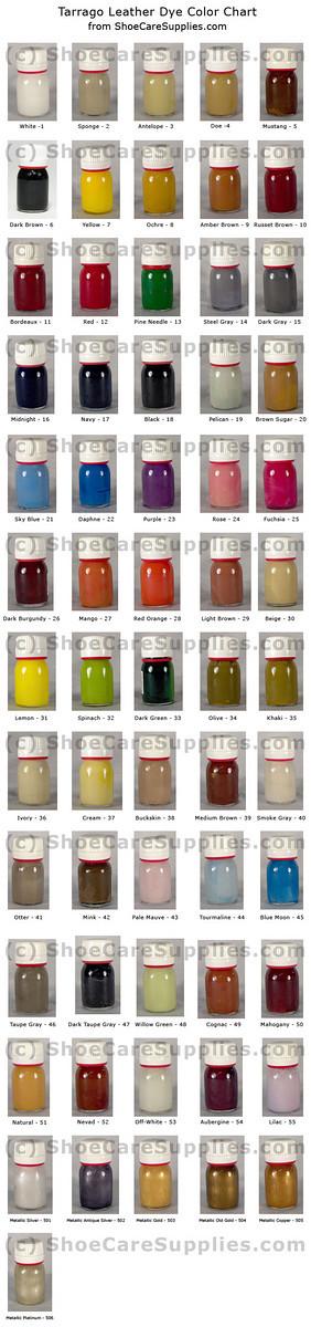 Tarrago Color Dye 0 8 Oz